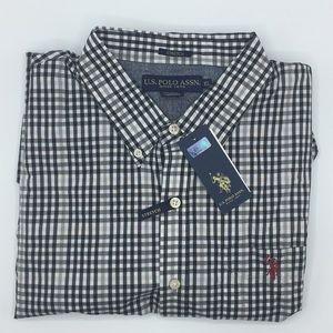 New Men's shirt